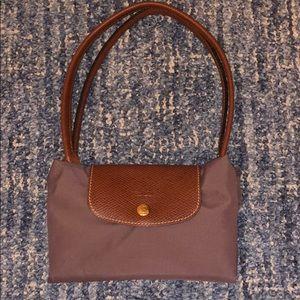 Longchamp Le Pilage - Med, long handle
